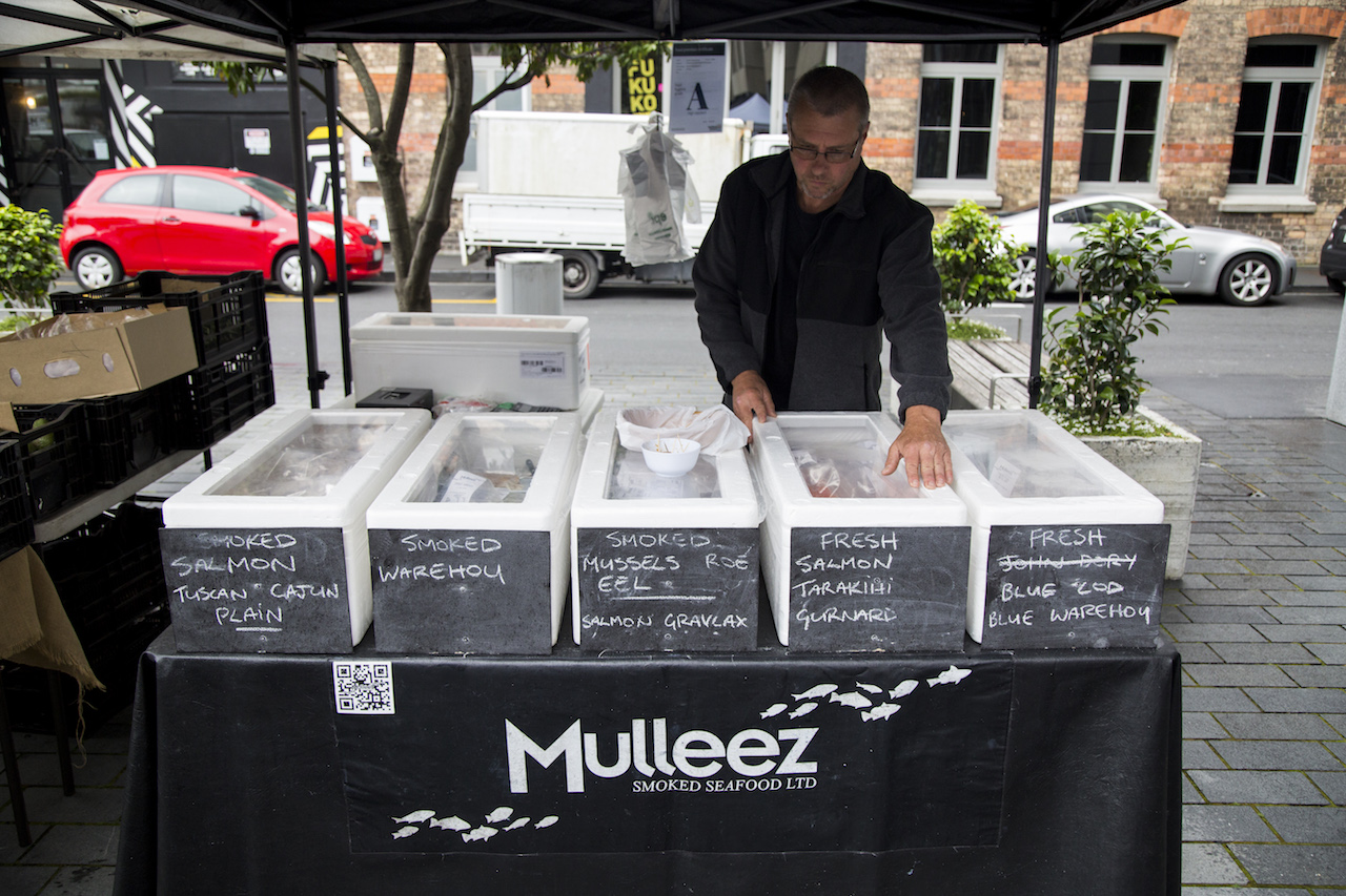 Mulleez Smoked Seafood