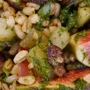 Ebly Wheat Salad