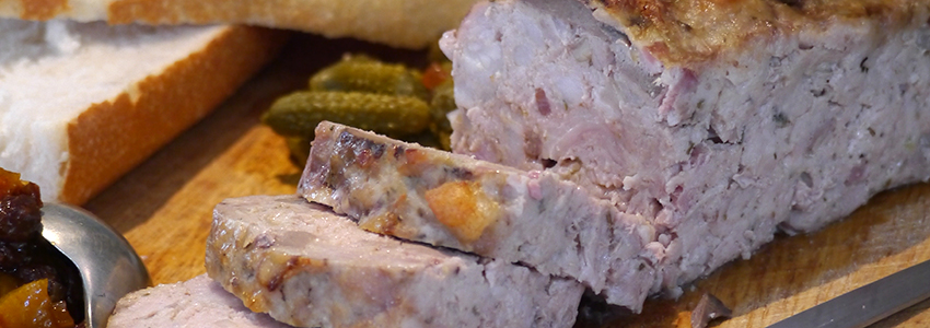 Homemade Terrine