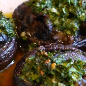 Mushroom and Escargot