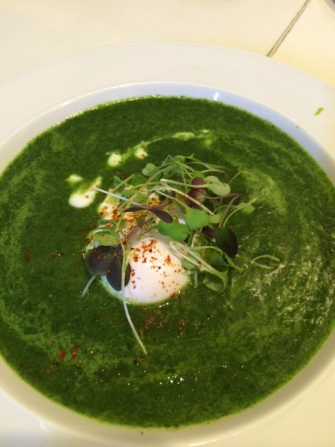 watercress soup 1