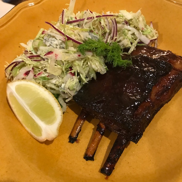 recipe Ribs, Rugby and Red Wine 3